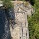 Mur de soutènement à Rocamadour (Anne-Sophie COLAS)