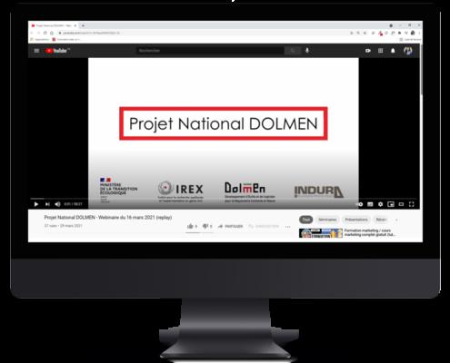 webinaire projet national dolmen